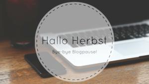 Ende der Blog-Pause