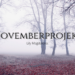 Novemberprojekt, Gothic Novel, Fantasy, Urban Fantasy, Work in Progress, Arbeitstitel