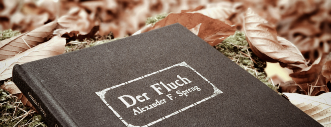 """""""Der Fluch"""" von Asp Spreng, perfekte Novemberlektüre"""