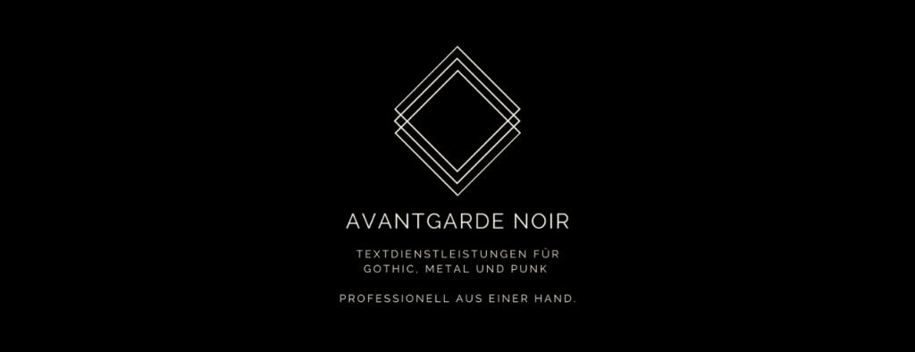 Link zur Website des Lektorinnen-Kollektivs Avantgarde Noir – Textdienstleistungen für Gothic, Metal und Punk